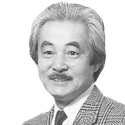 """守屋洋の右手に""""孫子""""、左手に""""論語""""CD"""