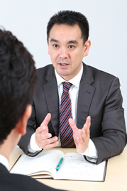 日本アイ・オー・シー代表取締役 藤冨雅則氏