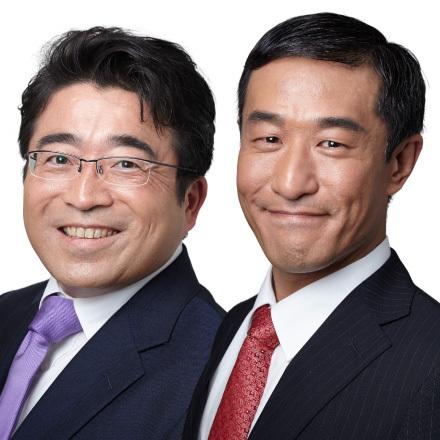 ラーンウェル社長 関根雅泰氏/ラーンフォレスト代表 林 博之氏
